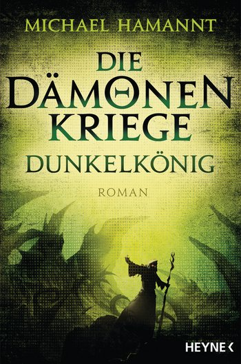 Die Dämonenkriege - Dunkelkönig